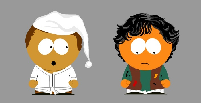 Christmas Yet to Come - Kevin and Jandro by TheEyeShield