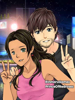 Couple Portrait: Josh and Conchita