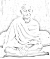 Ghandi by Live2Fight