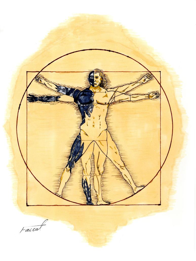 Modern Human Anatomy by fizz1173