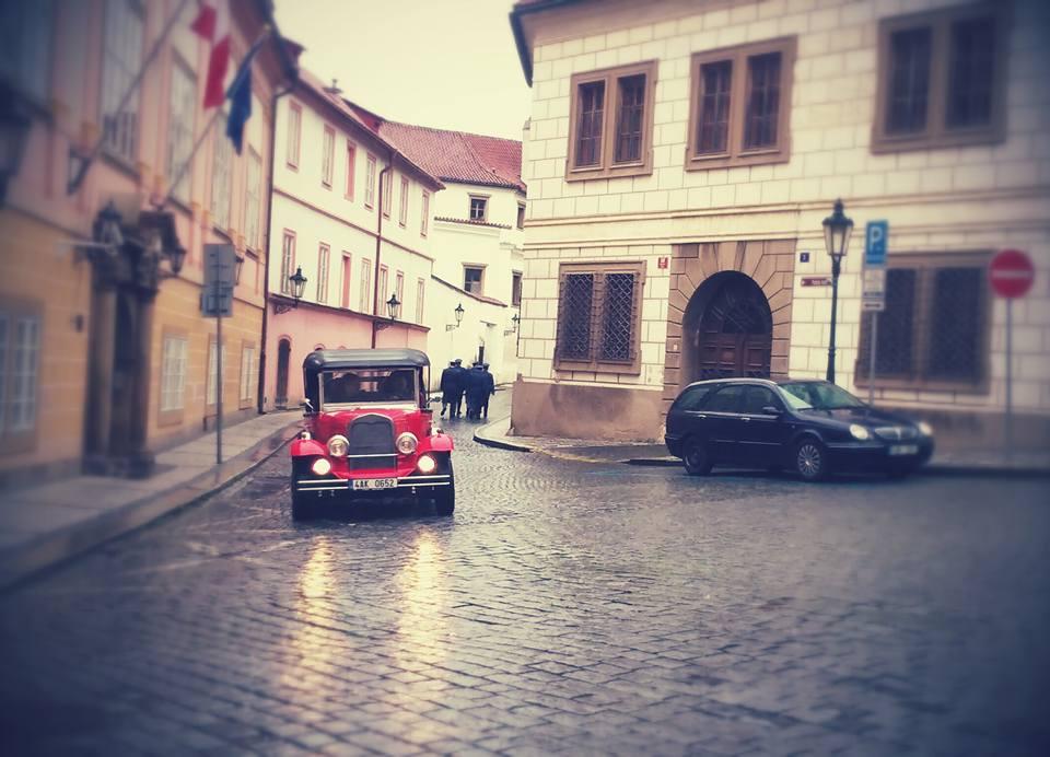 Czech streets by Nniepelnosprytna