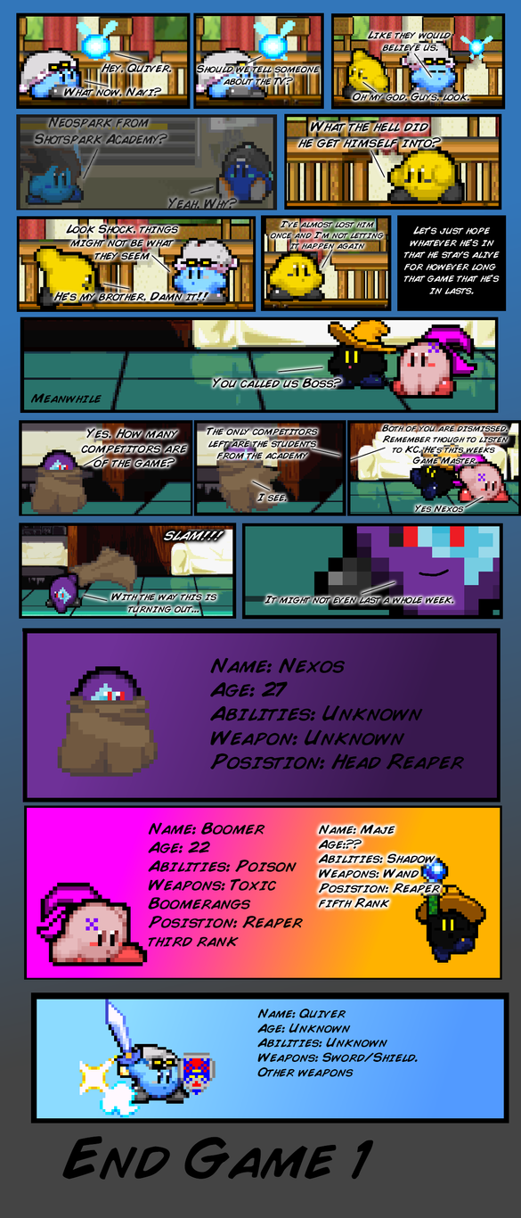 The Dream Ends with You Game 1 Part 3 by FrostRaven32