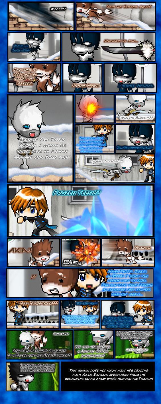 How Raven Met Cyrus by FrostRaven32