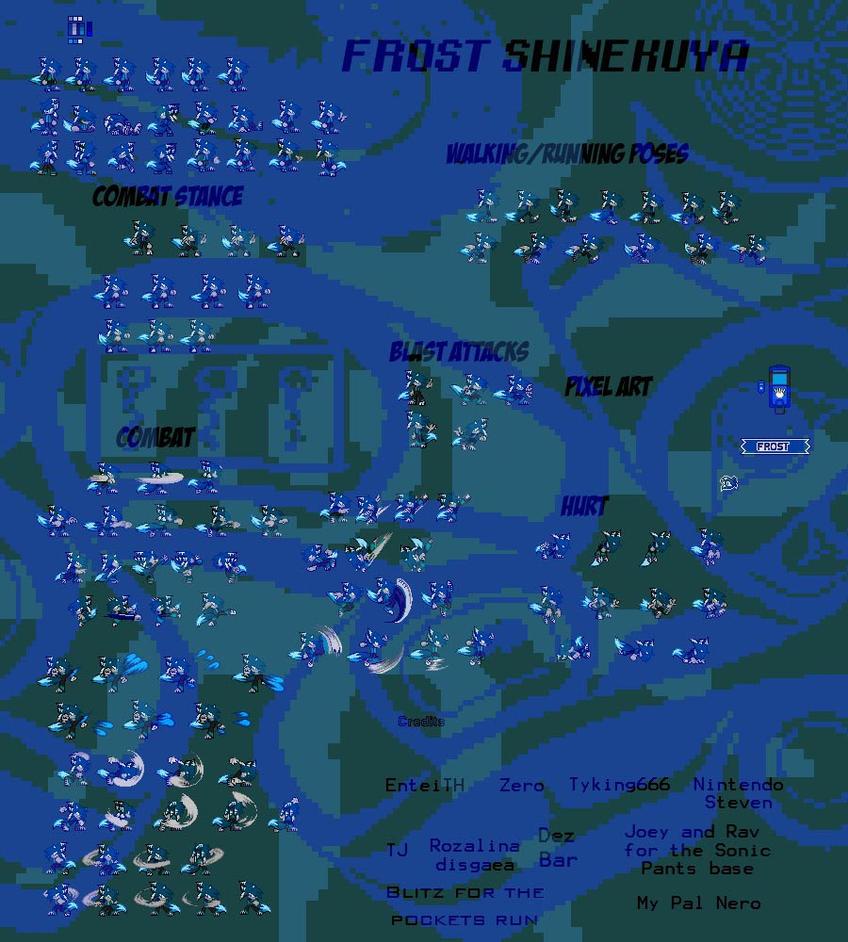 Frost (public sheet) (READ DESCRIPTION) by FrostRaven32