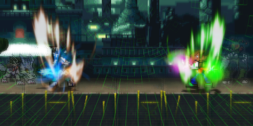 Duel of Fate (Digimon Battle Core Eyes) by FrostRaven32