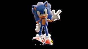 Sonic Legacy Render