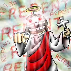 REPENT by LOLWTFBBQ