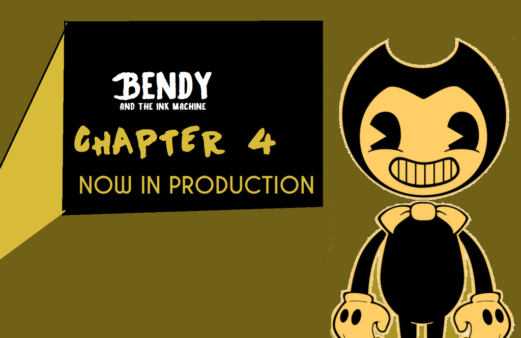 Bendy chapter 4 teaser by valyqdark on DeviantArt