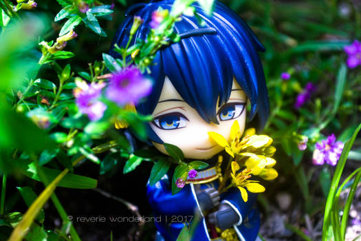 [Nendoroid] Mikazuki Munechika ~At the Garden~