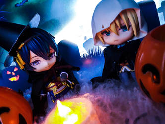 [Nendoroid] Happy Halloween! by reveriewonderland