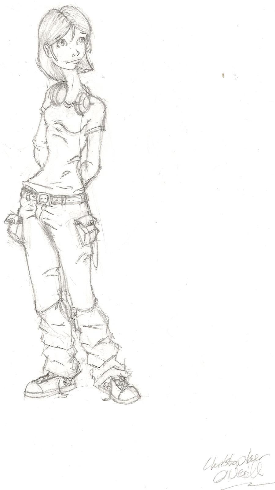 baggy jeans by derangeddoodler on deviantart