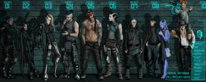 Shadowrun group