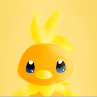 Torchic by The-Chibster