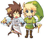 PIT AND LINK BFF