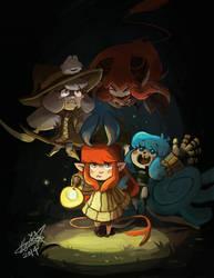 In the Dark by BettyKwong