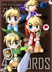 4 Swords by BettyKwong