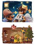 Doodle - Merry Smashmas~
