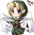 Zelda TP-Chibi Link