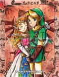 Contest- Link+Zelda