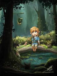 Korok Forest by BettyKwong