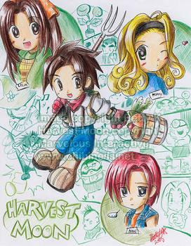 Harvest Moon- A Wonderful Life