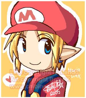 Mario Link