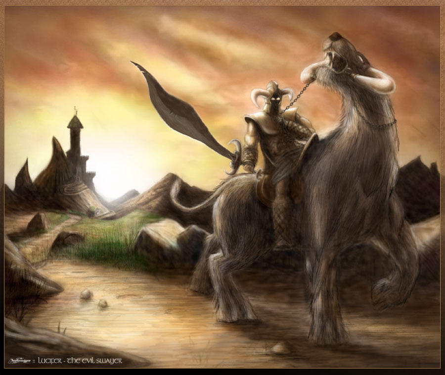 Lucifer - Evil Swayer by hanci
