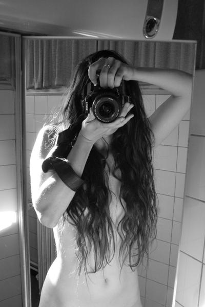 Selfportrait - body