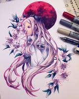 Lady Zero ~ by Crokyto