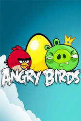 AngryBirds background by ruben1234122