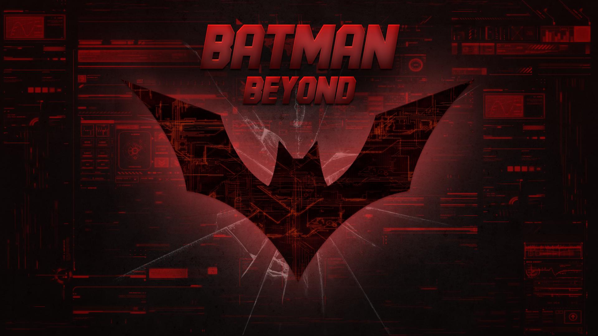 Batman Beyond Logo Wallpaper 1920x1080 HD by RevafallArts ...  Batman Beyond Logo Wallpaper Hd