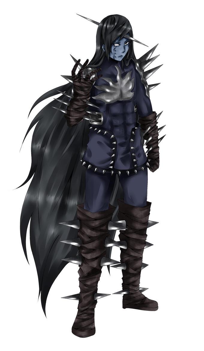 Raven by tuksoil