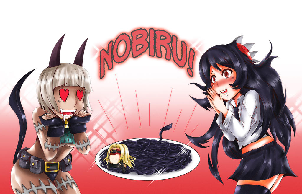 Nobiru noodles! by tuksoil