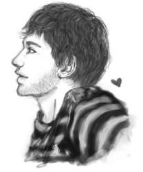 portrait by Krazikupo