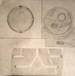 3 Views of My Ring