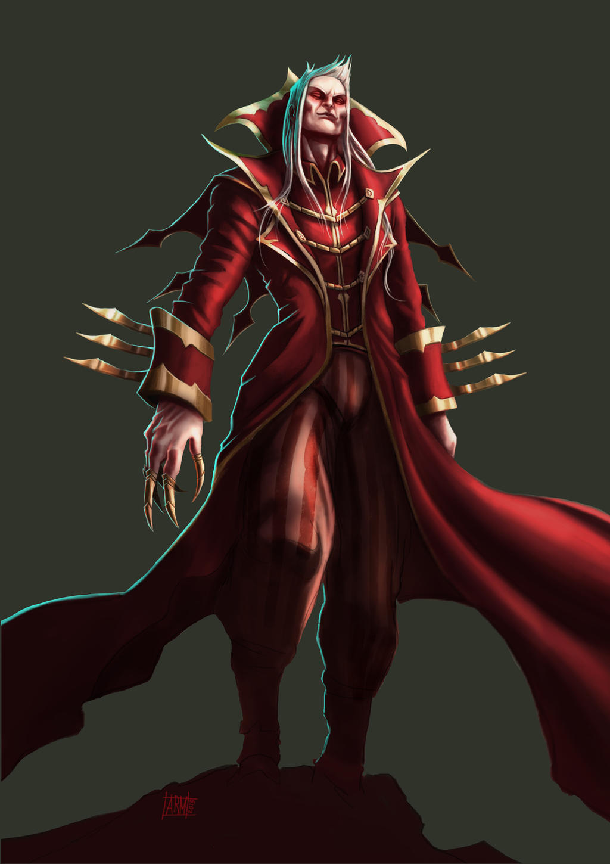 Vladimir from League of Legends