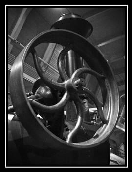 The Sun Wheel by Frasco