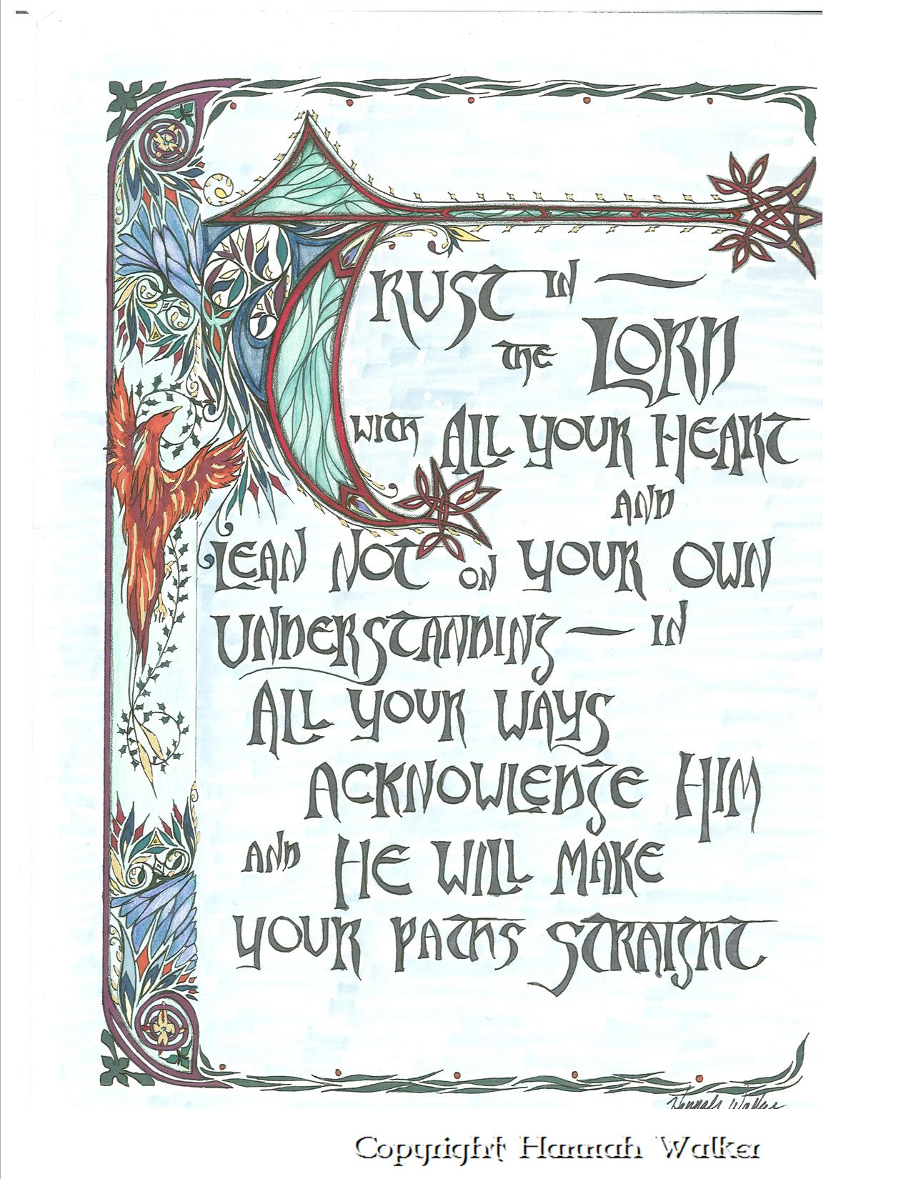 proverbs artwork