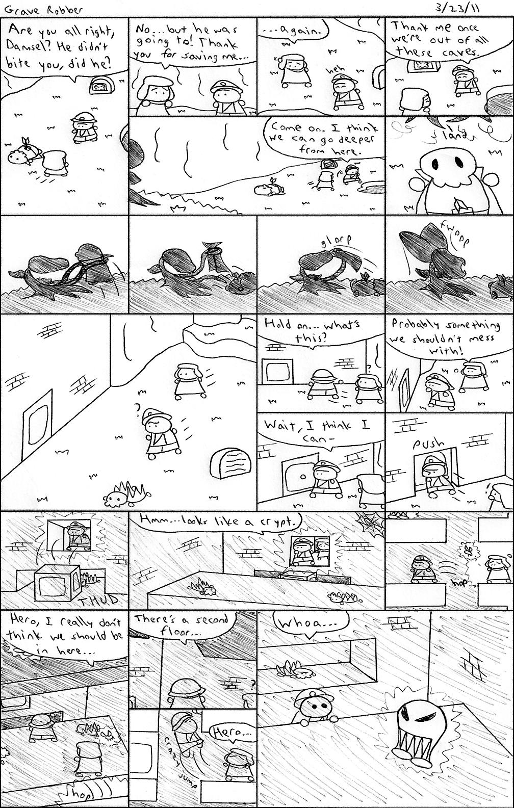 45 Grave Robber