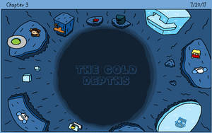 Ch.3: The Cold Depths by halibabica