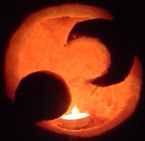 Moon Pumpkin