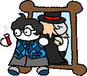 Dr. Jekyll and Mr. Hyde by halibabica