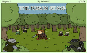 Ch.1: The Poison Stays by halibabica