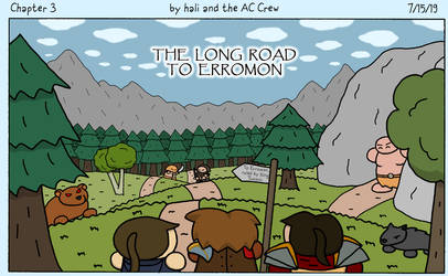 Ch.3: The Long Road to Erromon