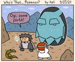 Who's That...Pokemon?