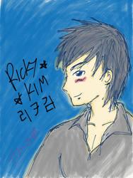 Ricky Kim by Natsumi726