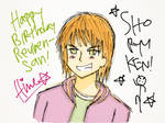 Happy Birthday Reuben Langdon! by Natsumi726