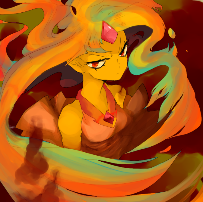 Smokin' by psycho-mea