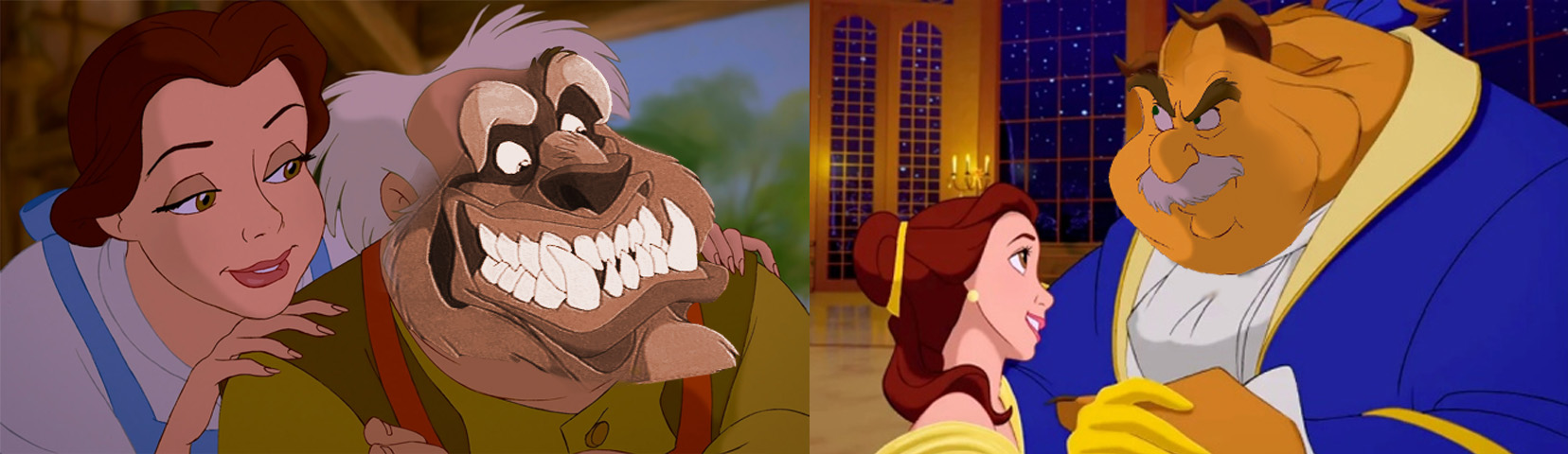 Beauty And The Beast Face Swap by MohawkMewmew on DeviantArt