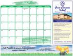 Plant City Calendar sample